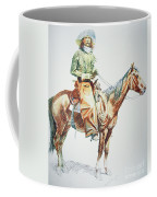 Arizona Cowboy, 1901 Coffee Mug
