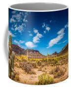 Arizona Desert #2 Coffee Mug