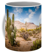 Arizona Desert #3 Coffee Mug