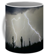 Arizona Desert Storm Coffee Mug by James BO  Insogna