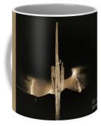 Arizona Monsoon, Sepia Coffee Mug