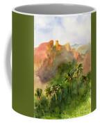 Arizona Palms Coffee Mug