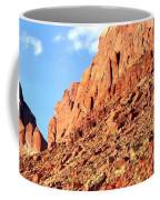 Arizona Sandstone Coffee Mug