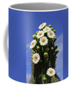 Arizona State Flower- The Saguaro Cactus Flower Coffee Mug