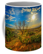 Arizona Sunset 28 Coffee Mug