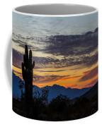 Arizona Sunset Coffee Mug
