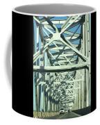 Arkansas Side Of Helena Bridge 1 Coffee Mug