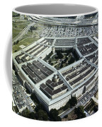Arlington: Pentagon Coffee Mug