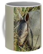 Armadillo By Morning Coffee Mug