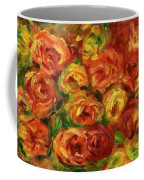 Armful Of Roses 1918 Coffee Mug