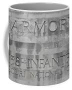 Armory Signage Coffee Mug