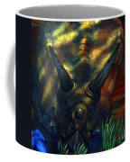 Armour Plated Coffee Mug