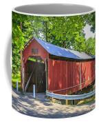Armstrong/clio Covered Bridge Coffee Mug