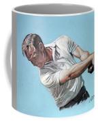 Arnold Palmer- The King Coffee Mug