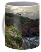 Around The Red Rock Coffee Mug