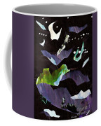 Arrangement In The Abstract 2 Coffee Mug