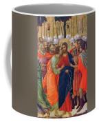 Arrest Of Christ Fragment 1311 Coffee Mug