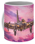 Arrival Of A Fortress Coffee Mug