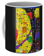 arriving at the nu planet Z-98 Coffee Mug
