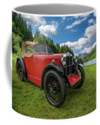 Arriving In Style Coffee Mug