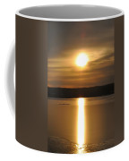 Arrowhead Lake Sunrise Coffee Mug
