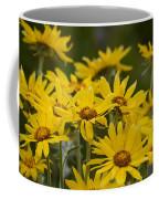 Arrowleaf Balsamroot Bouquet Coffee Mug