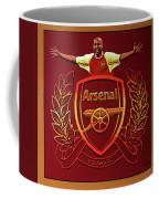Arsenal London Painting Coffee Mug