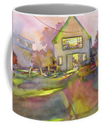 Art Barn, Port Clyde Coffee Mug