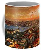 Art Beautiful Views Exist Fragmented Coffee Mug