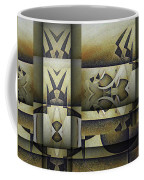 Art From The Klingon Homeworld Coffee Mug