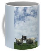 Art Goats II Coffee Mug