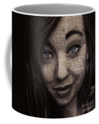 Art In The News 88-justice Coffee Mug