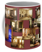 Art Institute Of Chicago Miniature Room Collage Coffee Mug