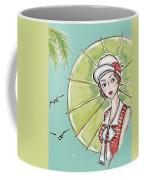 Art Spring France Coffee Mug