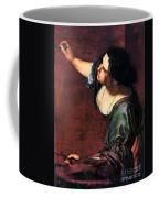 Artemisia Gentileschi Coffee Mug