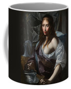 Artemisia Prepares To Drink The Ashes Of Her Husband Mausolus    Coffee Mug