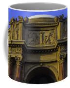 Artful Palace Of Fine Arts Coffee Mug