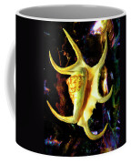 Arthritic Spider Conch Seashell Coffee Mug