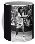Arthur Ashe (1943-1993) Coffee Mug