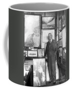 Arthur Conan Doyle Coffee Mug