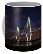 Arthur Ravenel At Night Coffee Mug
