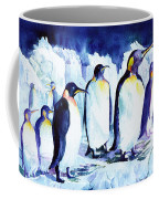 Arctic Penquins Coffee Mug