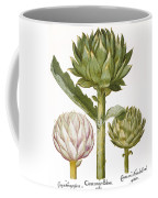 Artichoke, 1613 Coffee Mug
