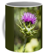Artichoke Thistle 3 Coffee Mug