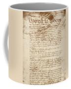 Articles Of Confederation Coffee Mug