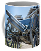 Artillery In Front Of The Armory Coffee Mug
