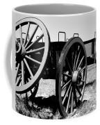 Artillery Wagon Coffee Mug