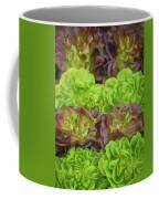 Artisinal Greens Madrid Spain Coffee Mug