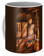 Artist - Assorted  Dyes  Coffee Mug by Mike Savad
