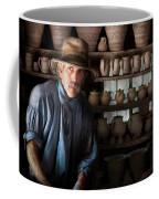 Artist - Potter - The Potter II Coffee Mug by Mike Savad